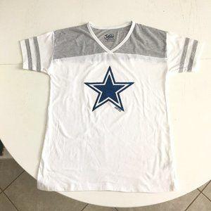 Dallas Cowboys Justice T-shirt